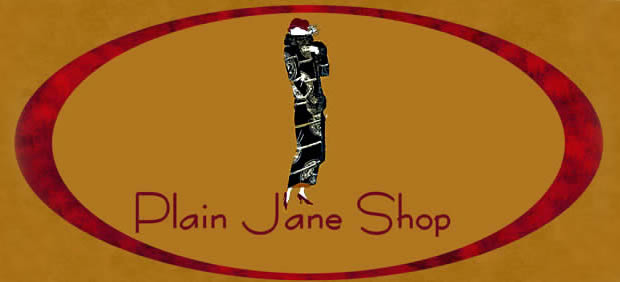 Plain Jane Shop Logo