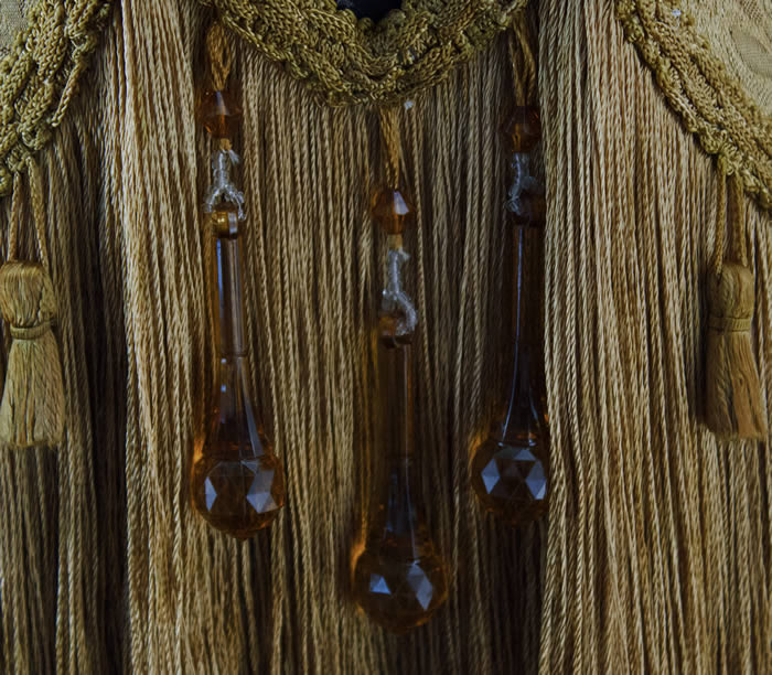 Gold Brown Lamphade photo6