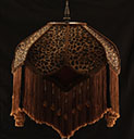 Victorian Lamp Shade TF8 Thumb